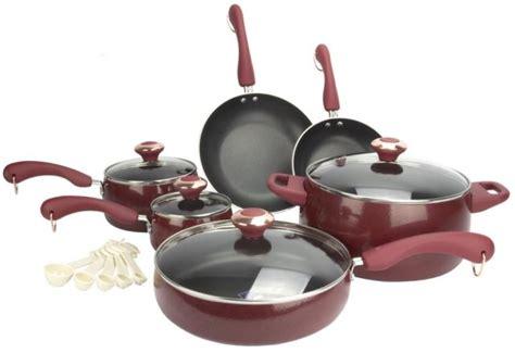 paula deen  piece cookware set    shipping