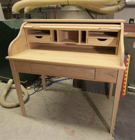 small roll top desk  red oak   granddaughter