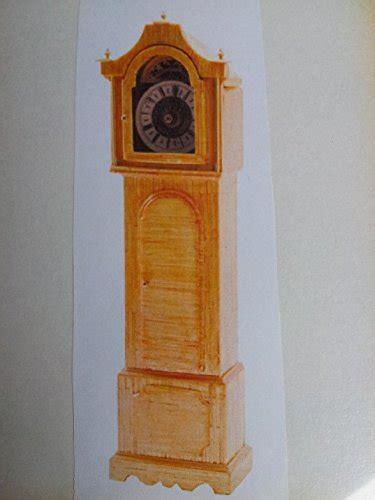 grandfather clock matchstick model craft kit  hobbys
