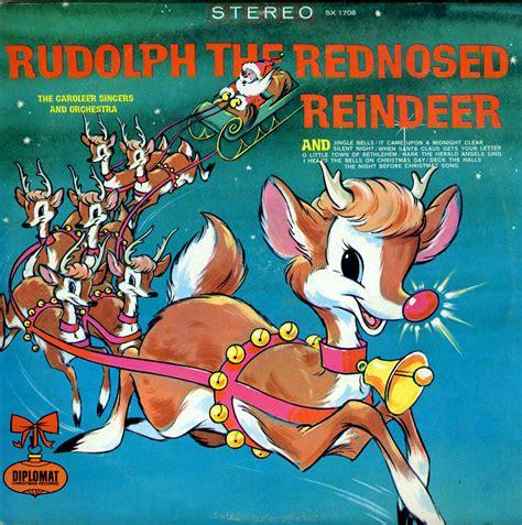 caroleers rudolph  red nosed reindeer diplomat