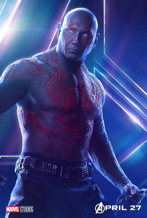 marvel drops   avengers infinity war character