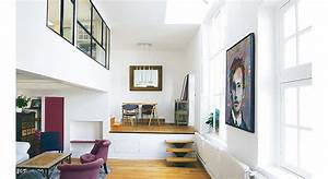 Faire Une Mezzanine : comment cr er une chambre ferm e en mezzanine ~ Melissatoandfro.com Idées de Décoration