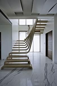 Idées pour décorer une montée d'escaliers