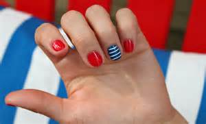 Gallery for gt easy th of july nail designs