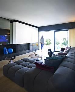 Sofa Kleines Wohnzimmer : gem tliches wohnzimmer gestalten 66 bilder ~ Markanthonyermac.com Haus und Dekorationen