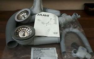 Ikea Atlant Stöpsel : ikea atlant strainer water trap dbl bowl sink in ~ A.2002-acura-tl-radio.info Haus und Dekorationen