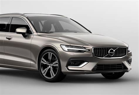 Volvo 2019 : All-new 2019 Volvo S60 Sedan To Debut Mid-year