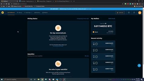 In exchange of mining operation, you can receive a monetary reward in the form of. Bitcoin For Beginners How To Start Mining Bitcoin In 2020!! Best Bitcoin Mining Software!! 720p ...