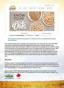 Oat Sector Growth Visibility