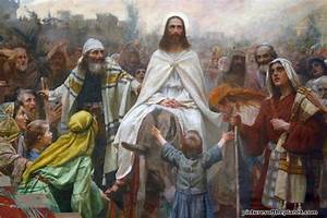 Reflections by Fr. John Picinic: Here Comes the King of Glory