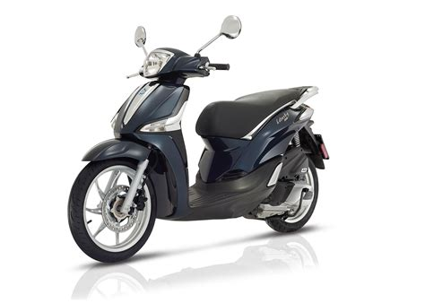 Piaggio Liberty by 2017 Piaggio Liberty 125 Abs Iget Review