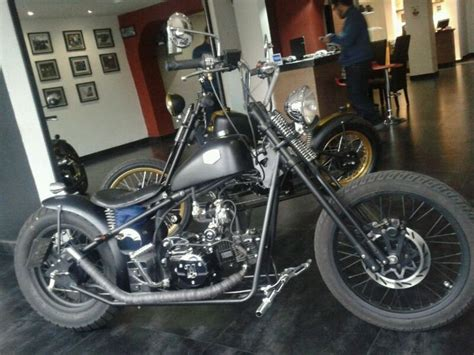 Jacob´s Mexican Bobber Made By Motor´s Heaven Motorcycles