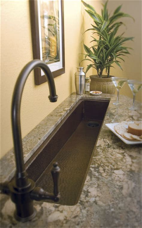 Bar Prep sink from Native Trails   Rio Grande in Antique