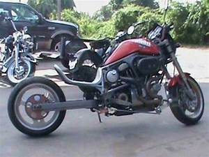 Harley Davidson Buell Street Fighter - YouTube
