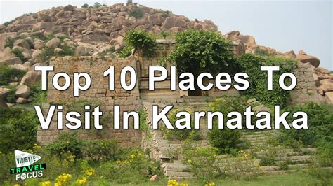 best tourist site top 10 places to visit in karnataka flight and hotel