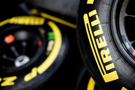 Tyres In Formula 1