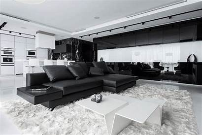 Apartment Interior Living Background Glass Themed Rooms