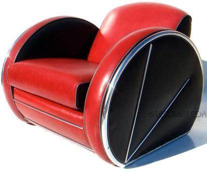 d 233 co ensemble fauteuil sofa et repose pieds r 233 plique du design de donald deskey