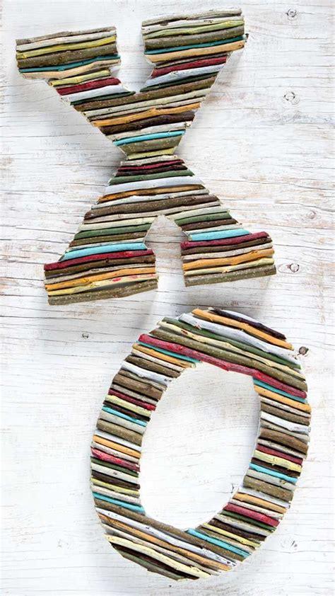 embellished monogram letters wooden monogram letters crafts wooden monogram