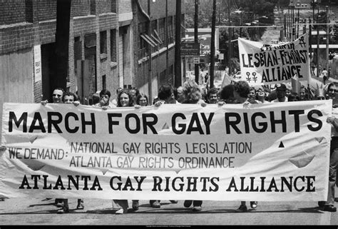 Celebrating 44 Years Of Atlanta Pride And Who We Are
