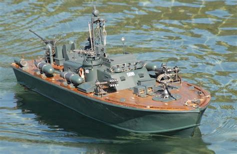 Model Boat Engine Sounds by Pt Boat Sound