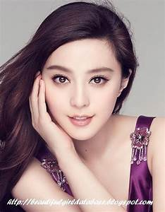 Chinese - Famous actress Bingbing Fan | Faces | Pinterest