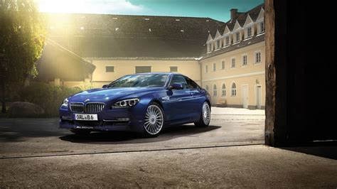 bmw alpina  biturbo wallpaper hd car wallpapers