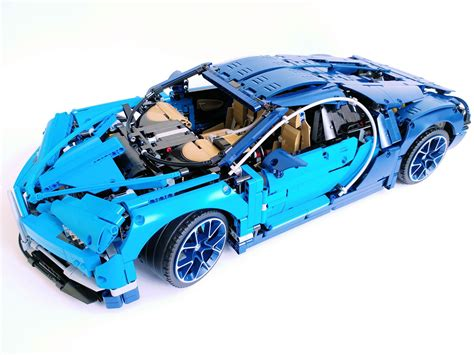It contains 3,599 pieces and retails for $349.99 and is the second 1:8 scale ultimate technic supercar with the first being t. LEGO Technic 42083 Bugatti Chiron: The build | Just Brick News