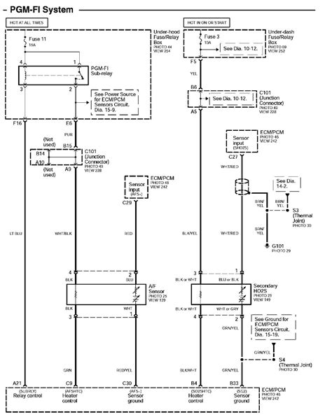 2005 honda civic headlight wiring diagram 2010 02 20