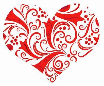 Transparent Heart Clipart Ornament Hearts Roses Cliparts