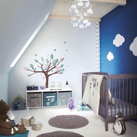 theme chambre bebe deco chambre bebe theme nuage visuel 8