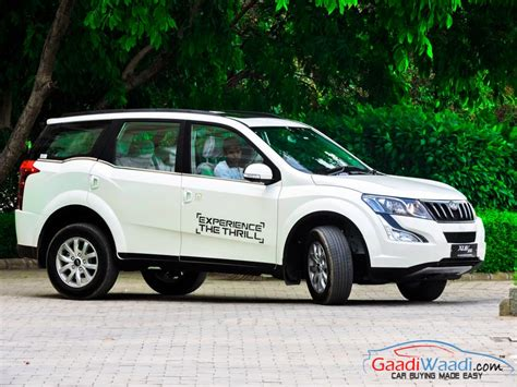 Mahindra Xuv500 Hd Image Prices by Mahindra Xuv500 W10 Automatic Receives New Features