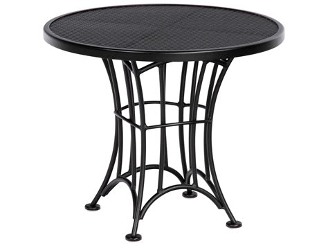 Woodard Hamilton Wrought Iron End Table