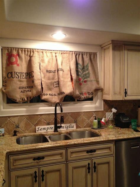 rustic kitchen cupboard hardware decorations burlap window treatments for interior