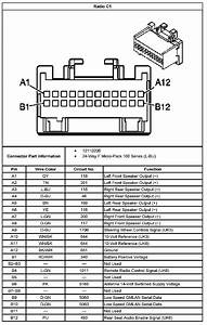 2003 Chevy Impala Radio Wiring Diagram