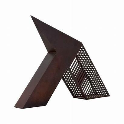 Modern Sculpture Desk Minimalist Raimondi Brutalist John