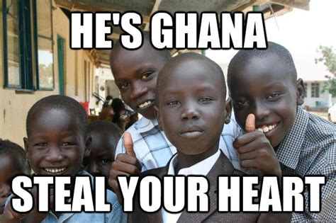 Black African Kid Meme - he s ghana steal your heart ridiculously classy african kid quickmeme