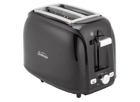 narrow slot toaster sunbeam 2 slice wide slots tssbtrs2sbk toaster prices