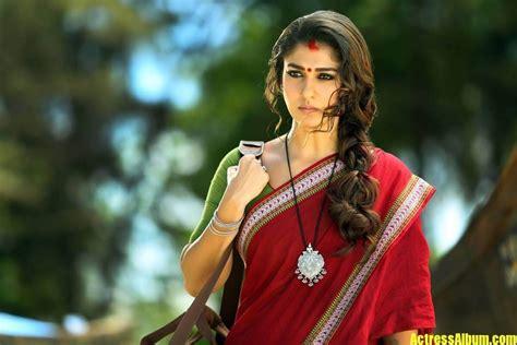 nayantara saree  gallery collection actress album