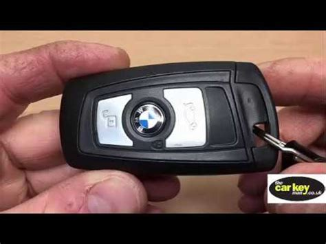 changing replacing  battery  bmw keys   ne