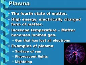 2-6 Phases Of Matter