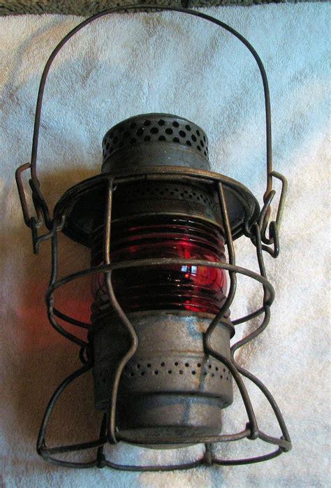 lanterns railroad antique lantern lights lamps lamp lighting antiques light kerosene oil candle rustic iantiqueonline ning visit