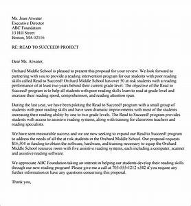 sample proposal letter 13 free documents in pdf word pictures With proposal letter to offer products