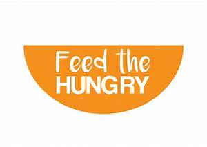Feed the HUNGRY Logo Design – everything design.