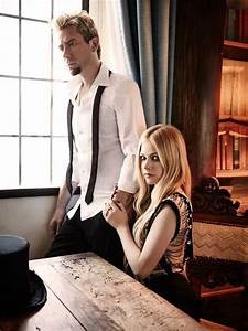 "Avril Lavigne teams up with husband Chad Kroeger on ""Let ..."