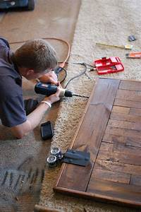 How To Build And Install A Barn Door  Great Step By Step