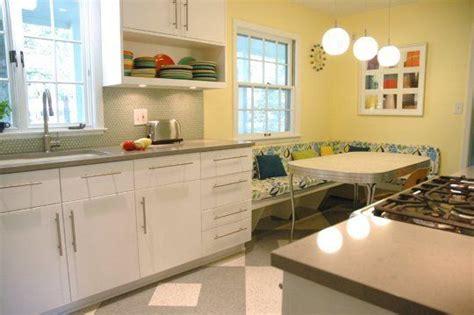 kitchen cabinet curtains best 25 mid century kitchens ideas on reno 2446