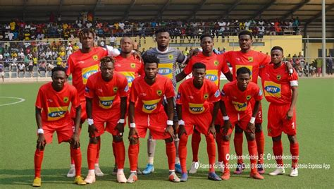 2020/21 Ghana Premier League: Asante Kotoko name squad for ...