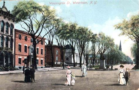 watertown ny official website   public square