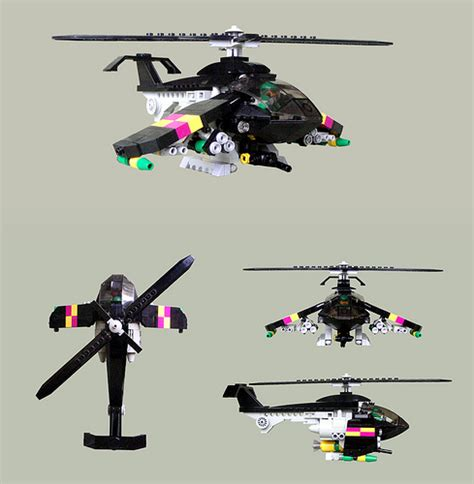 Future Attack Helicopter